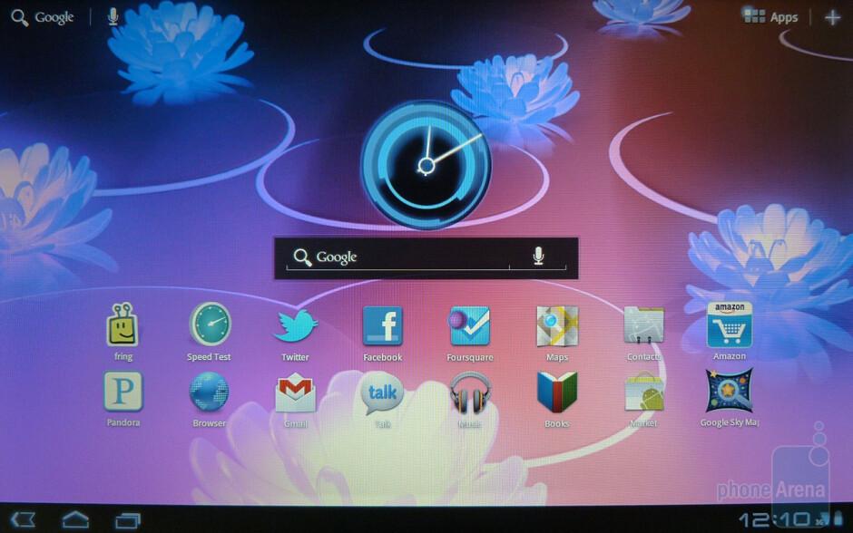 Android 3.0 Honeycomb Walkthrough