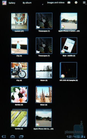 The Gallery App