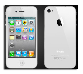 According to an analyst, the white Apple iPhone 4 could be available as soon as April