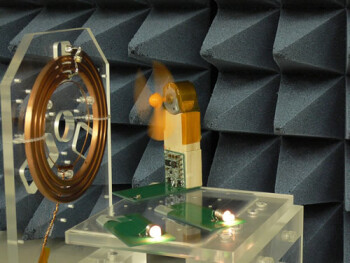 Fujitsu's magnetic resonance charging solution will be commercially ready in 2012