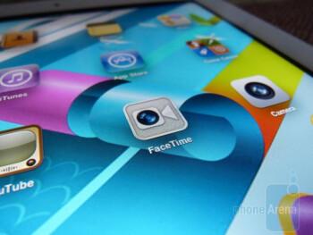 Apple iPad 2 FaceTime Demonstration