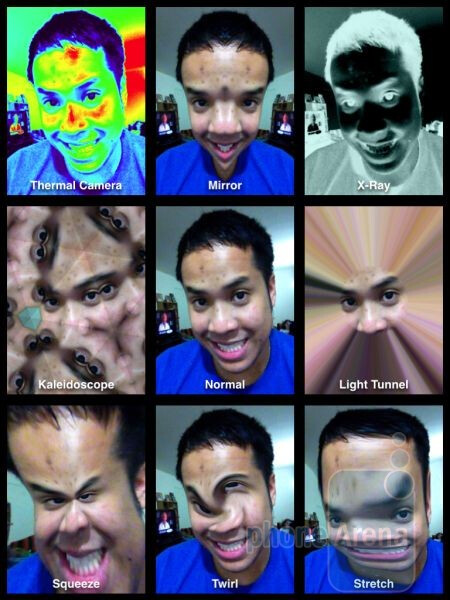 how to use photo booth on ipad