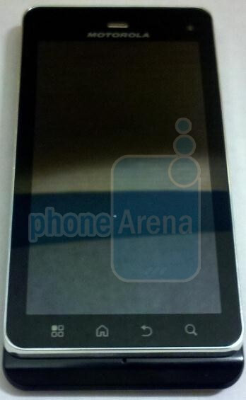 Motorola DROID 3 - Motorola DROID X 2, DROID 3, and Targa to come after the BIONIC