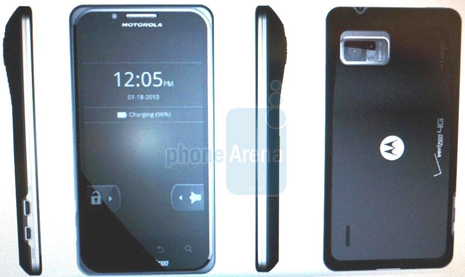 Motorola Targa (code name) with a quad-core processor, 13MP camera, and qHD display - Motorola DROID X 2, DROID 3, and Targa to come after the BIONIC