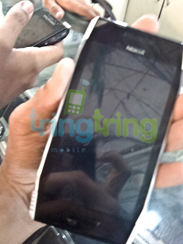 Nokia X7 pictures leak in Pakistan