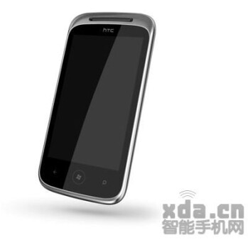 Rendered image of the HTC Ignite breaks cover & hints to being a WP7 device?