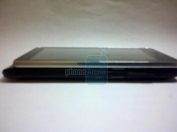 Motorola DROID 3 side view