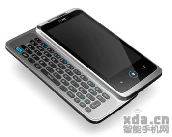 HTC Ignite (left) and HTC Prime are the second crop of Windows Phone 7 devices from HTC