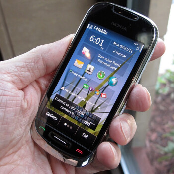 Nokia announces the Astound (C7) for T-Mobile