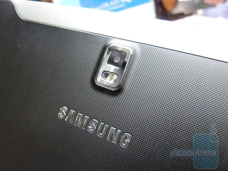 Samsung GALAXY Tab 8.9 Hands-on