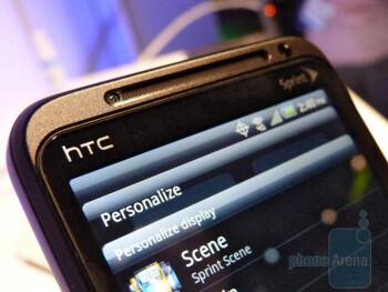 HTC EVO 3D actually improves upon the design