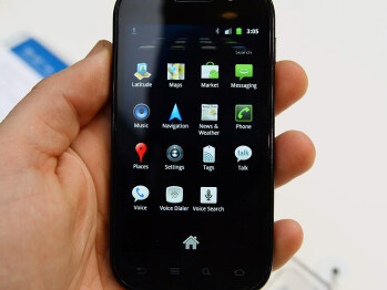 Nexus S 4G Hands-on