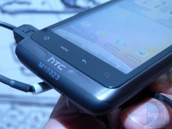HTC Merge Hands-on