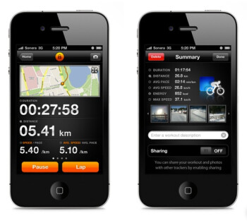 Sports Tracker fitness app coming to iOS and Android
