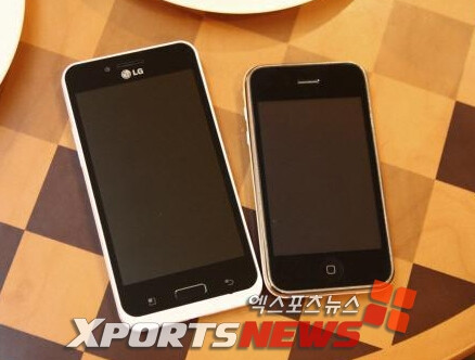 "LG plans to launch Optimus Big with 4.3"" NOVA display"