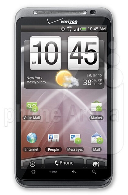 HTC ThunderBolt - Moving forward – an in-depth look at LTE technology