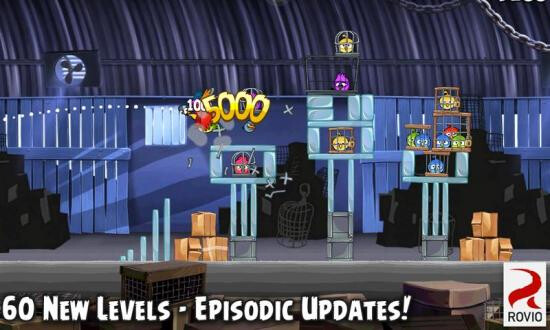 The ad-supported version of the Angry Birds Rio is now available at the Android Market - Angry Birds Rio now available at Android Market