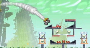 Cannon Cadets and Trucks and Skulls - two of the most popular Angry Birds look-alikes