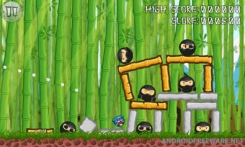 Pandas vs. Ninjas for Android and Pirates vs. Ninjas vs. Zombies vs. Pandas for iOS