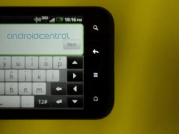 HTC Droid Incredible 2 struts looks for the camera again