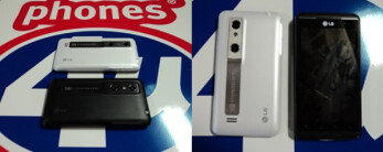 Phones 4U lands a deal for the LG Optimus 3D with a white paint job