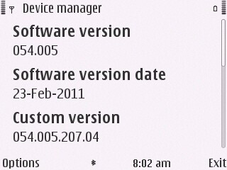 Nokia E72 gets v54 firmware that improves the auto-focus of the camera and more