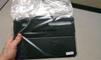Cases for the Motorola XOOM begin to arrive at Sprint stores - indicating the inevitable