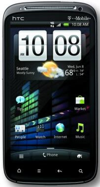 T-Mobile's HTC Sensation 4G