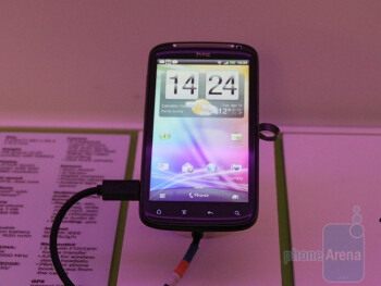 HTC Sensation Hands-on