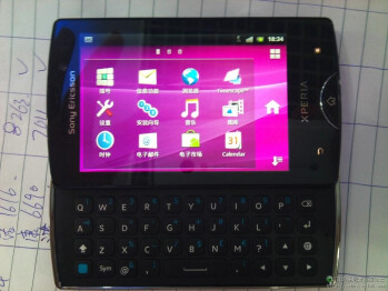 Sony Ericsson Xperia Mini Pro 2 leaks out again: 1GHz CPU, 5MP camera