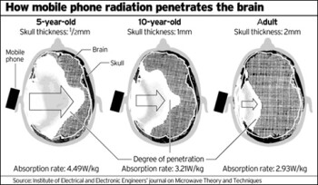 Cell phones and cancer: searching for the missing link