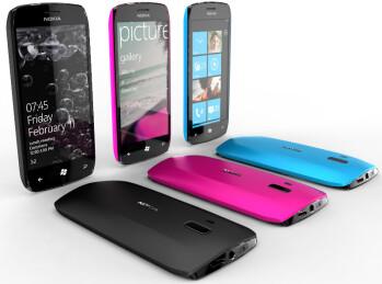 Nokia Windows Phone concept