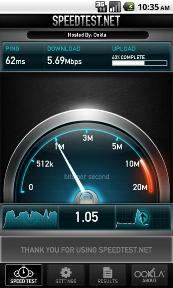 Speedtest.net app for Android updated for accurate 4G readings and more