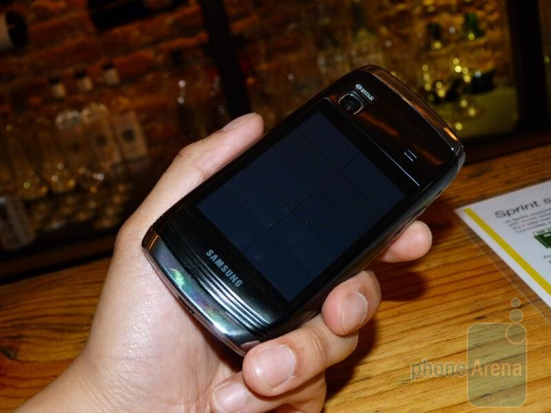 Samsung Replenish Hands-on