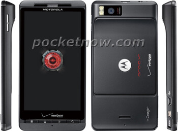 The sequel to the Motorola DROID X is now the DROID X-squared
