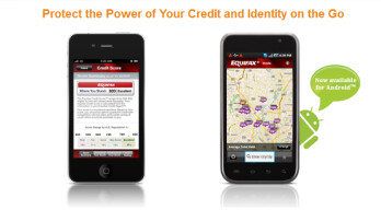 Track your credit score on the fly with the Equifax app for Android