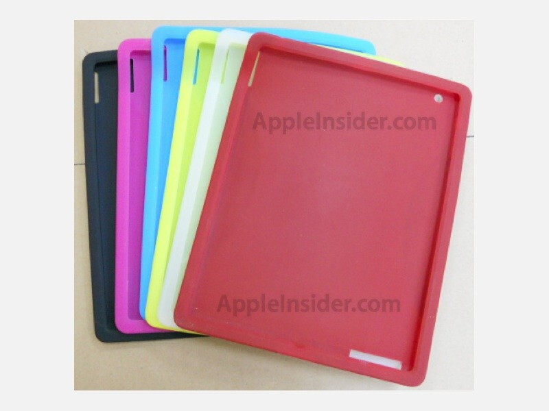 Some iPad 2 cases were an accessory before the fact - Three Foxconn workers arrested and charged for leaking the iPad 2 prematurely
