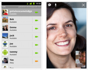 Soon to come to the Nexus S, Android 2.3.4 will bring Video Chat to the device