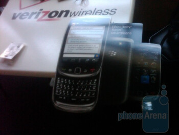 Is Verizon carrying a Torch for BlackBerry?