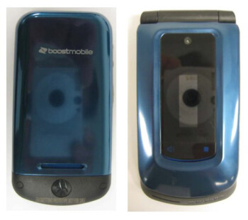FCC documents uncover the Boost Mobile branded Motorola i420