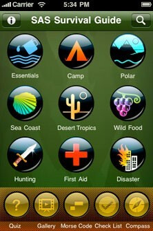 Five iOS apps that can really save your life