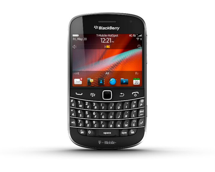 T-Mobile announces that they will offer a 4G equipped BlackBerry Bold 9900