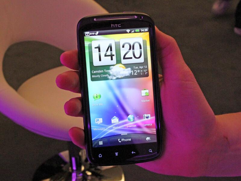 HTC Sensation 4G Specs Review