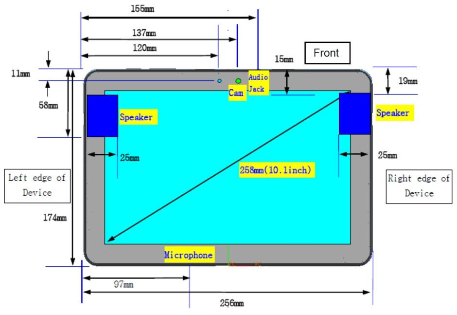 Samsung Galaxy Tab 10.1 hits the FCC