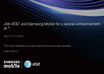 Today's Samsung - AT&T event - what to expect