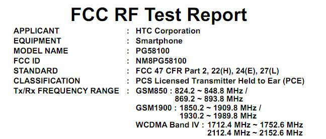 HTC Sensation 4G might have just passed the FCC; T-Mobile launch expected soon