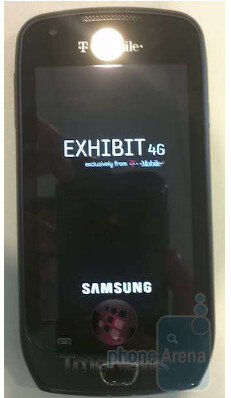 The Samsung Exhibit 4G is rumored to have a 1.4GHz ARM 11 processor under the hood - Samsung Exhibit 4G coming to T-Mobile