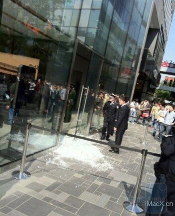 Launch of Apple iPad 2 in China turns ugly; four are hospitalized