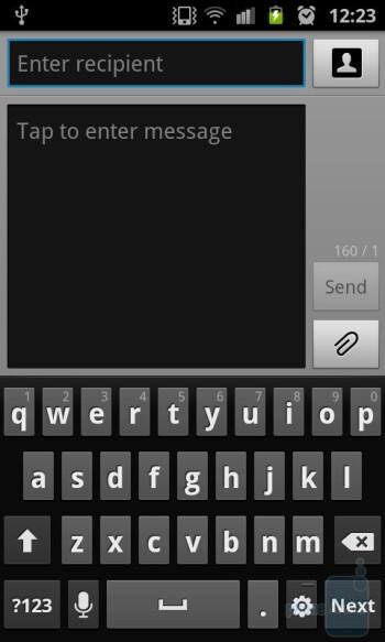 TouchWiz 4.0 Walkthrough