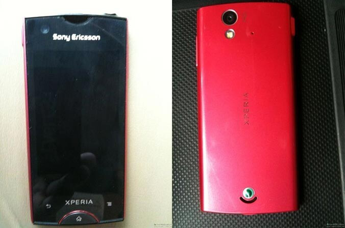 Sony Ericsson ST18i, a.k.a. Azusa breaks cover, pics and specs available